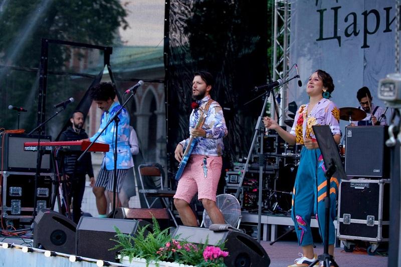 ГМЗ «Царицыно», фестиваль «Дачное Царицыно»