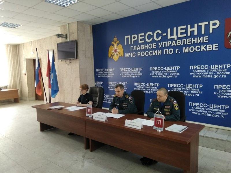 Соревнования пожарных и спасателей пройдут в Москве