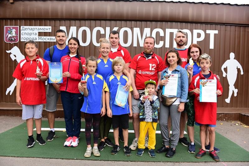 «Туристический слет»: команда Царицыно одержала победу