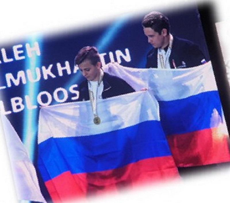 Победу в WorldSkills Juniors одержал ученик школы № 1466 им. Рушевой