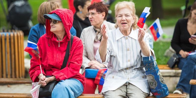 День Государственного флага Российской Федерации, праздник, концерт, флешмоб, проспект Академика Сахарова, МГОМЗ «Коломенское»