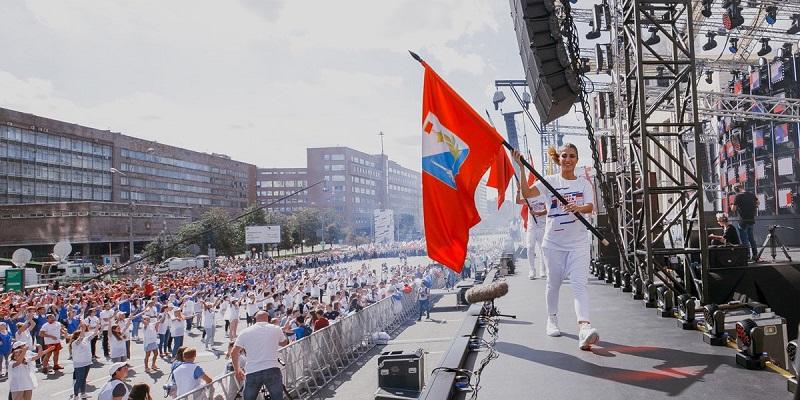 митинг-концерт, День Государственного флага Российской Федерации, инициатор, проспект Академика Сахарова