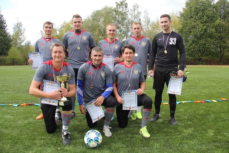 Футболисты Царицыно победу не отдали