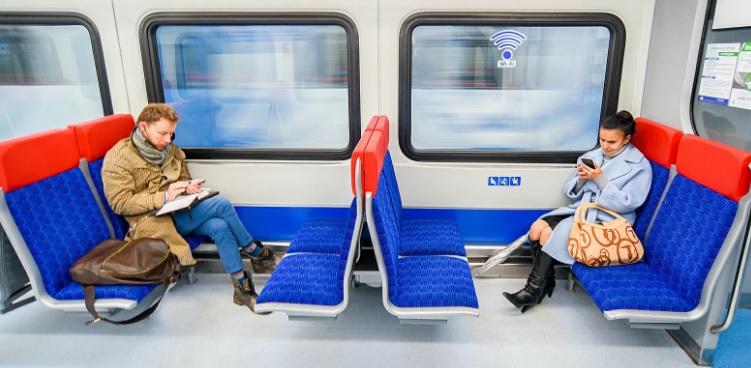 Воздух в поездах «Иволга» для МЦД будут обеззараживать с помощью ультрафиолета