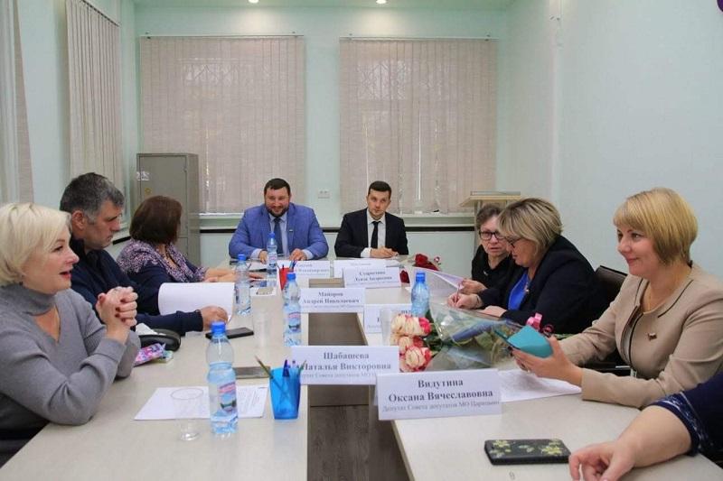 Новый стандарт: депутаты Царицына обсудят проект реконструкции детской поликлиники № 23