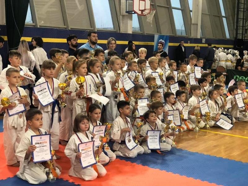 Более 300 спортсменов сошлись в поединке за Кубок Префекта ЮАО