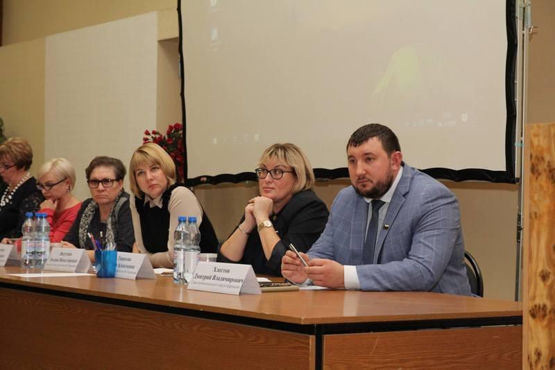 Депутаты МО Царицыно отчитались о своей работе перед избирателями