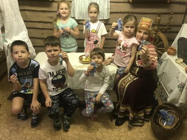 «Семицветик», «Русская изба», музей, школа 904, дошкольники