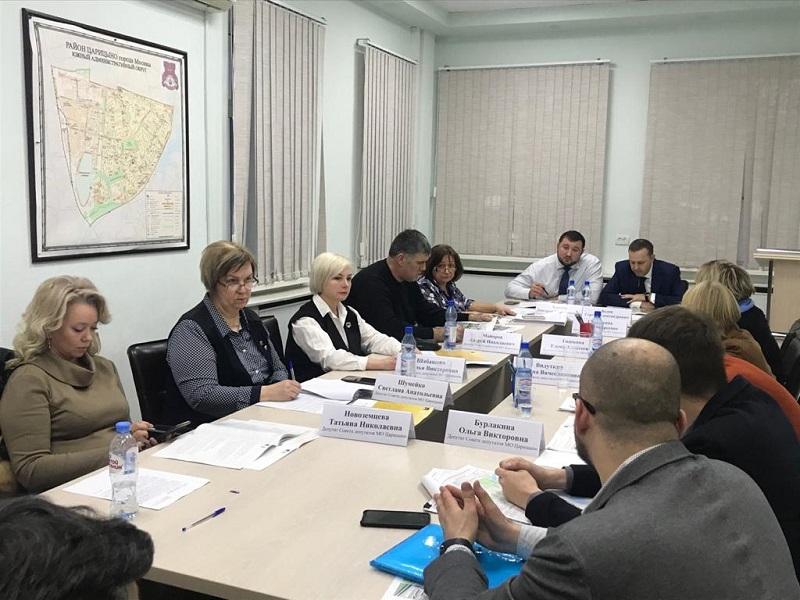 Совет депутатов провел внеочередное заседание