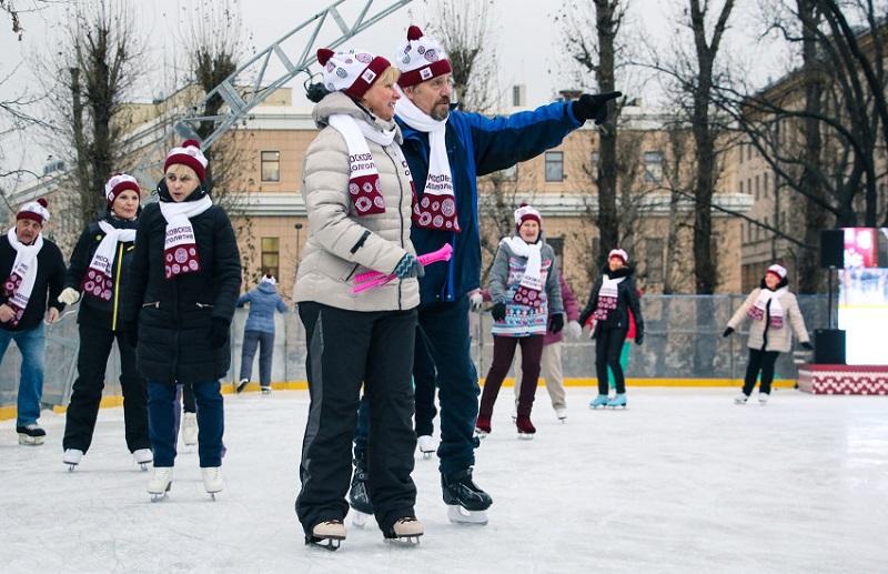 Жителей Царицыно старшего возраста ждет ледовый бал