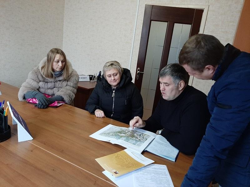 Андрей Майоров встретился с жителями