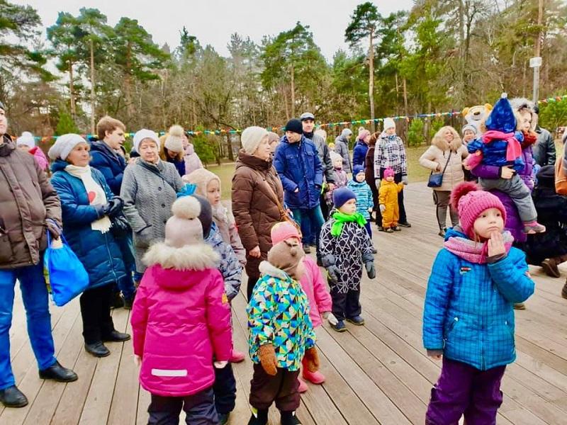 «Елку главы управы» посетили более сотни детишек