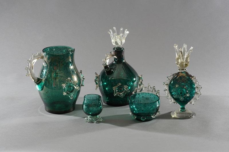 ГМЗ «Царицыно», экспозиция, выставка, оранжереи, Второй оранжерейный корпус