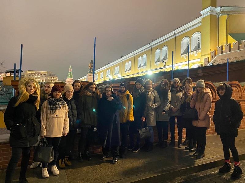 Колледж «Царицыно», ОГРБ, история, Ольга Ульяновская