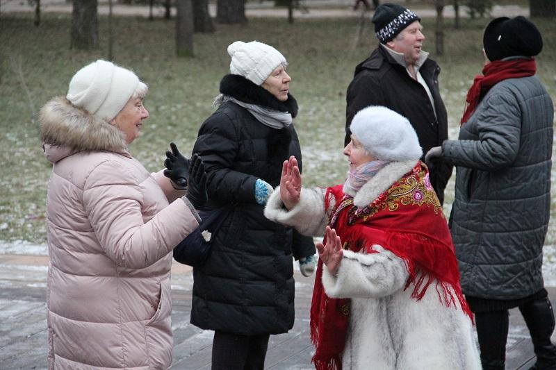 Центр досуга «Личность», Михаил Мартынов, Новый год, Рождество Христово, парк «Сосенки», «Рождественские забавы»