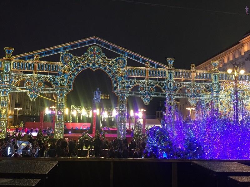 «Путешествие в Рождество», Сергей Собянин, площадка, Гольяново