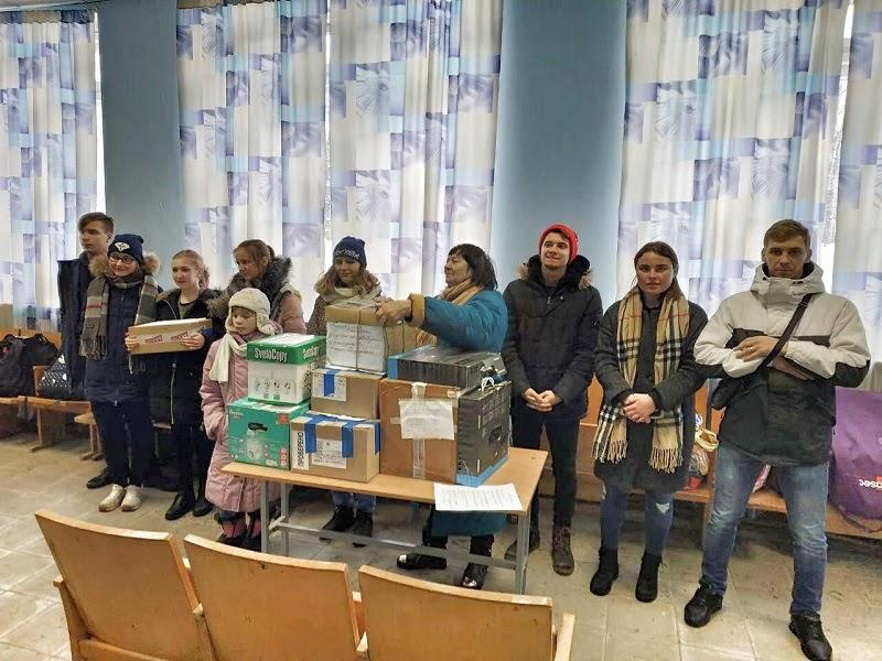 Царицынцы соберут подарки для защитников Отечества