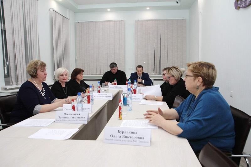 Муниципальные депутаты согласовали проведение работ по благоустройству