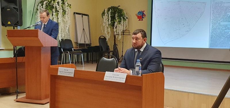 Совет депутатов заслушал отчет о работе главы управы района Царицыно