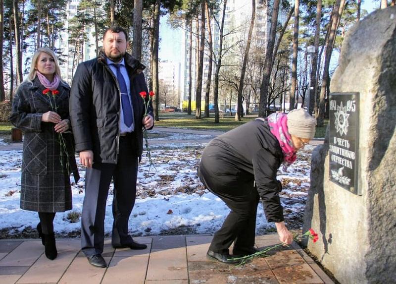 Мемориально-патронатная акция прошла в районе Царицыно