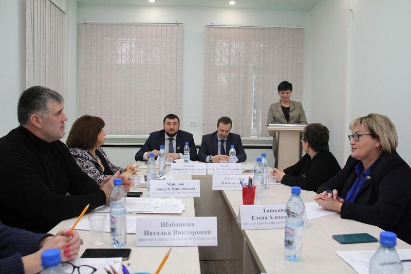 Муниципальным депутатам представили отчет о работе МФЦ района Царицыно