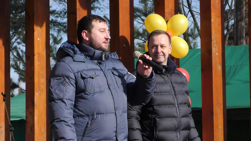 Более тысячи жителей Царицына отпраздновали Масленицу в парке «Сосенки»