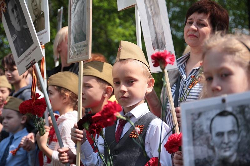 Жители Царицына могут стать участниками уникального онлайн-проекта, посвященного 75-летию Победы