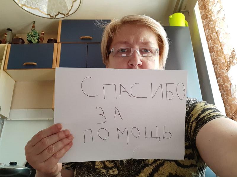 Карина Мурий, ТЦСО «Царицынский», Московское долголетие, флешмоб, социальный работник