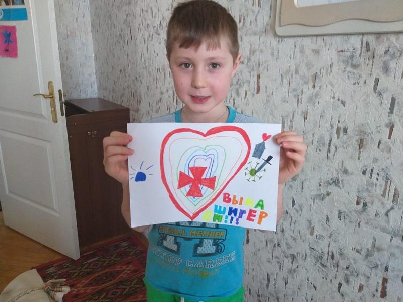 Юлия Вершинина, школа 903, Ирина Костина, врачи
